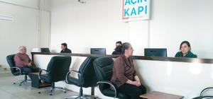 'Açık Kapı' projesi hizmete açıldı