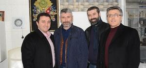 Başkan Bakıcı'dan Umre'den dönenlere ziyaret