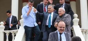 Başkan Büyükkılıç, Melikgazi Mahalle Halkı  ve Şehit Ayşegül Pürnek' in Mevlidinde