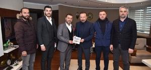 Trabzonlular'dan Başkan Doğan'a Davet