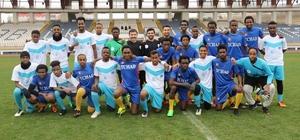 KBÜ'de mini dünya kupası maçları başladı