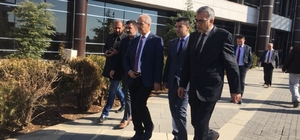 Milletvekili Fırat Adıyaman'da bir dizi temaslarda bulundu