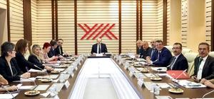 YÖK Başkanı Prof. Dr. Yekta Saraç'tan açıköğretim zirvesi
