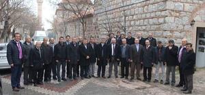 Başkan Ercan Şimşek: Eskigediz'in binlerce yıllık tarihiyle tanıtmak hepimizin görevidir