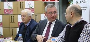Gediz OSB Yönetimi'nden Zeytindalı Harekatı'na destek