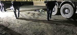 Beton mikserinin altında kalan bekçi hayatını kaybetti