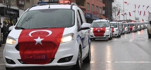 Sancaktepe'ye modern polis merkezi