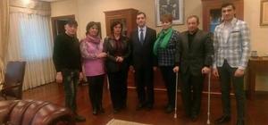 Eskişehir Azerbaycanlılar Derneği ve kardeş derneklerinden Afrin Harekatı'na destek