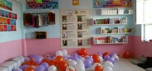 Esenyurt Belediyesi'nden Beşiri ilçesine kütüphane