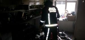 Malatya'da ev yangınları