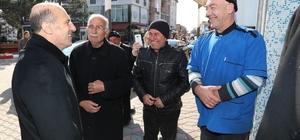Vali Çiftçi, Lüleburgaz beldelerinde vatandaşlarla buluştu