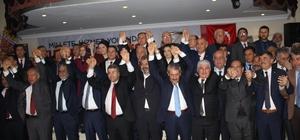 AK Parti İskenderun ilçe teşkilatı kongresi yapıldı