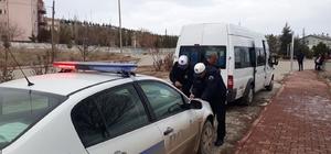 Kaman'da 32 araç sürücüsüne idari işlem uygulandı