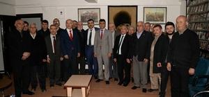 Niğde Belediye Başkanı Özkan'dan STK'lara Ziyaret