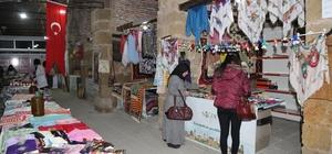Niğde Belediyesinden El Emeği Göz Nuru Ürünler Pazarı