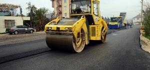 Kepez Belediyesi 2017'de ilçeye 45 kilometre yeni yol kazandırdı