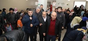 İstanbul Muhtarlar Federasyonundan Kilis'e ve Mehmetçiğe Destek