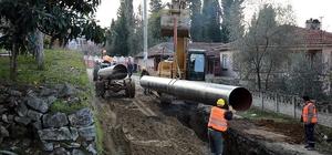 SASKİ'den Sapanca'ya 15 milyonluk içmesuyu yatırımı
