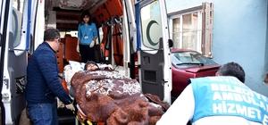 Manisa Büyükşehir'den tam donanımlı ambulansla nakil hizmeti