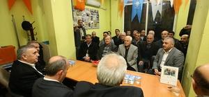 Başkan Toçoğlu Karapürçek'e SGM müjdesi verdi