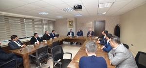 Başkan Doğan TÜMSİAD Kocaeli temsilcilerini ağırladı