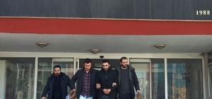 Erzurum'da iki hırsızlık zanlısı tutuklandı