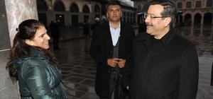 """Başkan Atilla: """"Sur Diyarbakır'ın Kalbidir"""""""