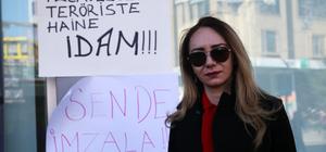 MHP'li kadınlardan imza kampanyası