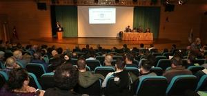 Odunpazarı'ndan yoğun katılımlı solucan gübresi eğitimi