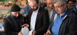 """Zeytin Dalı Harekatı'na """"Osmanlı usulü"""" destek"""