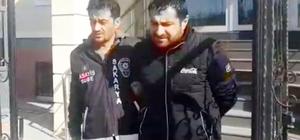 Kasten adam öldürme ve hırsızlık suçlarından aranan şahıs tutuklandı