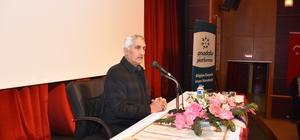 Kahta'da Kudüs konulu konferans düzenlendi