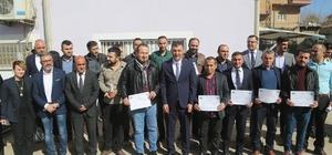 Silopi'de 150 girişimci sertifikasına kavuştu