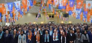 AK Parti Sur ve Hazro kongreleri yapıldı