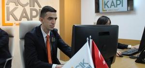 Diyarbakır'da 'Açık Kapı' projesi başladı