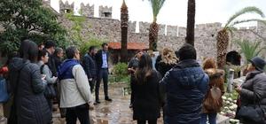 Adanalı ve Gaziantepli acente temsilcileri Marmaris'i ziyaret etti