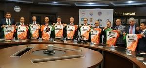 Uluslararası Akdeniz Bisiklet Turu tanıtıldı