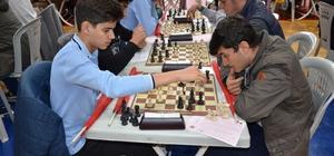Diyarbakır'da satranç müsabakaları başladı