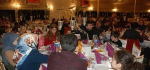 Tokat BİLSEM ailesi yemekte buluştu