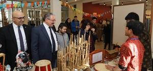 ERÜ'de 'Endonezya Kültür Günü' düzenlendi