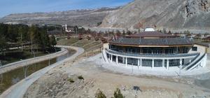 Paşabahçe Mesire Alanı'na yeni sosyal tesis yapıldı