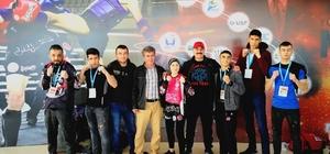 Ispartalı 2 Muaythaici Avrupa ve Türkiye Şampiyonası'na katılacak