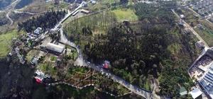 Trabzon'daki o arazi halkın kullanımına açılacak