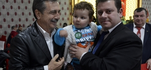 Başkan Ataç, vatandaşlar ile bir araya gelmeye devam ediyor