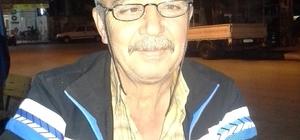 isikletiyle çöp konteynerine çarpan yaşlı adam öldü