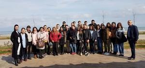 Uluslararası öğrenciler OMÜ ile tanıştı