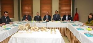 Taşköprü sarımsağının sorunları ve çözüm önerileri masaya yatırıldı