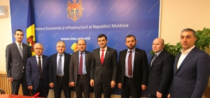 Safranbolu TSO'dan Moldova çıkartması