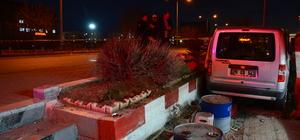 Karaman'da trafik kazası: 1 ölü 2 yaralı