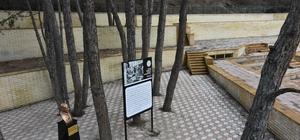 Soğuksu Milli Parkı'na Atatürk büstü